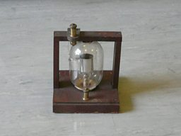 The first electronic valve