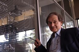 Professor Sir Roger Penrose, Oxford University