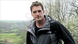 Presenter Dan Snow