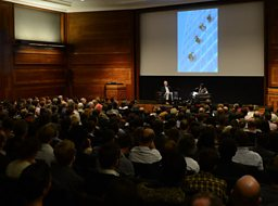 The event at RIBA