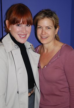Molly Ringwald and Penny