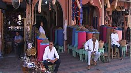 Number 4 - Marrakesh souk