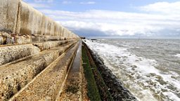 Photo: Sea Wall