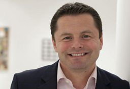 PRESENTER: CHRIS HOLLINS