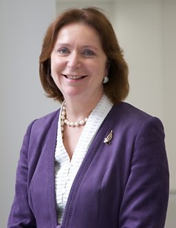 Angela Knight, Chief Executive, British Bankers Association