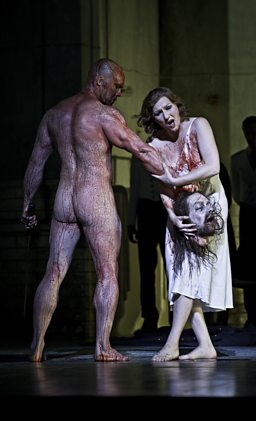 Duncan Meadows as Naaman & Angela Denoke as Salome