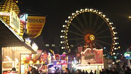 Photo: Hamburger Dom Funfair