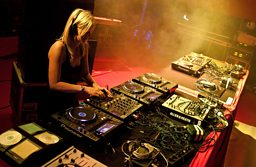 Mary Anne Hobbs at Sonar 2010
