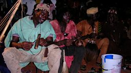 Hunter Musicians