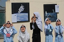 More Amateur astronomers stargazing in Kabul