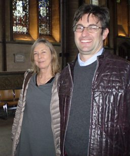 Sally Vickers and Ptolemy Dean