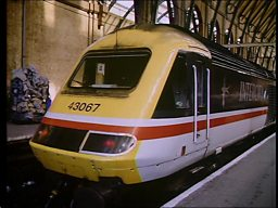 Video: How Jimmy Savile helped revive rail travel