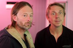 Thom Yorke joins Gilles in the studio
