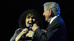 Dame Cleo Laine sings with Tony