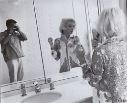 Photographing Marilyn