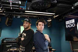 Target goes Back to Back in the mix with Radio 1's Nick Grimshaw!
