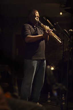 Joe McPhee at Cafe Oto