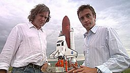 Production Notes: Reliant Robin Space Shuttle