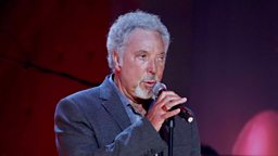 Photo: Sir Tom Jones