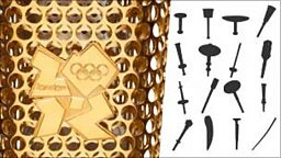 Feature: Olympic torch design
