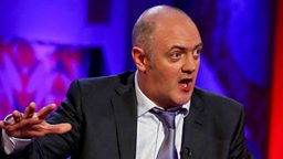 Photo: Dara Ó Briain
