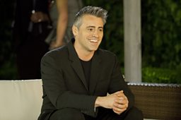 Matt LeBlanc plays Matt LeBlanc