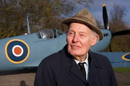 Former reconnaissance Spitfire pilot