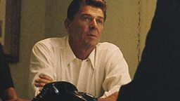 Photo: Ronald Reagan during his Governorship of California