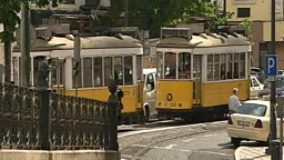 Lisbon's Top Five: Number 5 - Tram 28