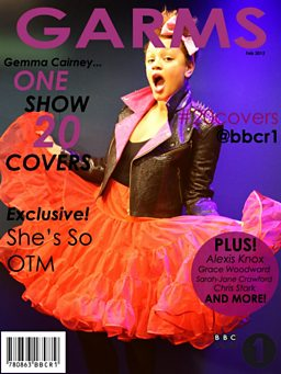 Cover Girl