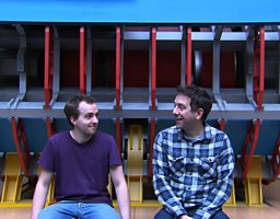 The Higgs Hunters: Dr Adam Davison and Prof Jon Butterworth