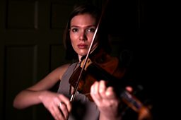 Violinist, Tamsin Waley Cohen