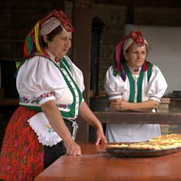 Romanian ladies