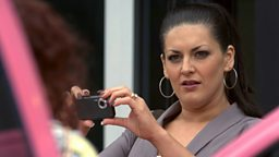 DIANE played by Jodie Prenger