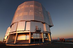 European Southern Observatory - The Very Large Telescope 