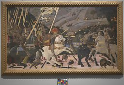 Paolo Uccello (about 1397 – 1475) The Battle of San Romano