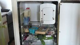 The oldest working fridge in the UK