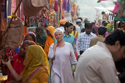 REVIEW OF THE BEST EXOTIC MARIGOLD HOTEL