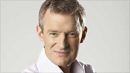 PRESENTER JEREMY VINE