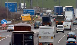 VIDEO: M25 celebrates 25th anniversary