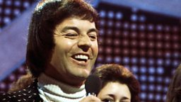 Photo: Tony Blackburn, Top of the Pops presenter