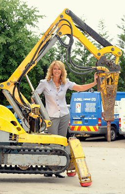 Julie White, Managing Director, D-Drill