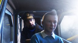 REVIEW OF THE ADVENTURES OF TINTIN - CLAUDIA'S FILM OF THE WEEK