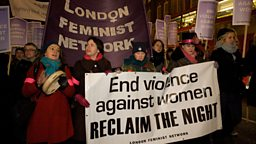 Photo: Reclaim the Night march