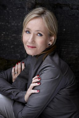 J.K. Rowling reveals the ideas, characters and inspiration behind the novel.