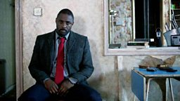 DCI John Luther (Idris Elba)