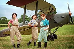 The Land Girls return!