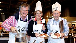 Cook-Off at the BBC Good Food Show 2011