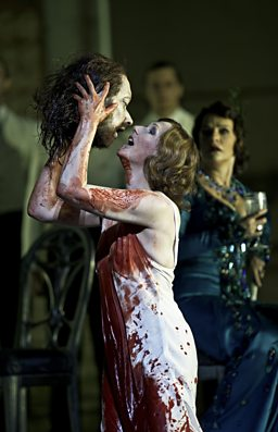 Angela Denoke as Salome