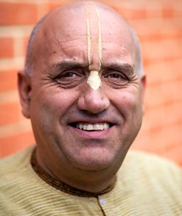 Pause For Thought from Hindu Priest and author Krishna Dharma